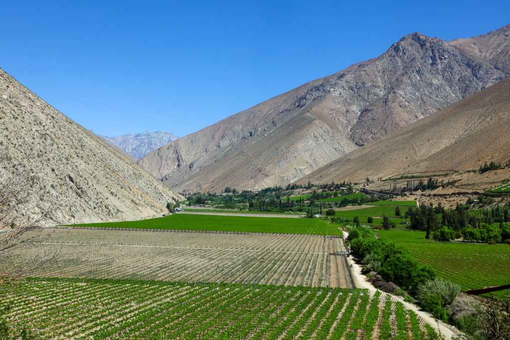 Astrotourists are set to visit Elqui Valley, Chile. (GettyImages)