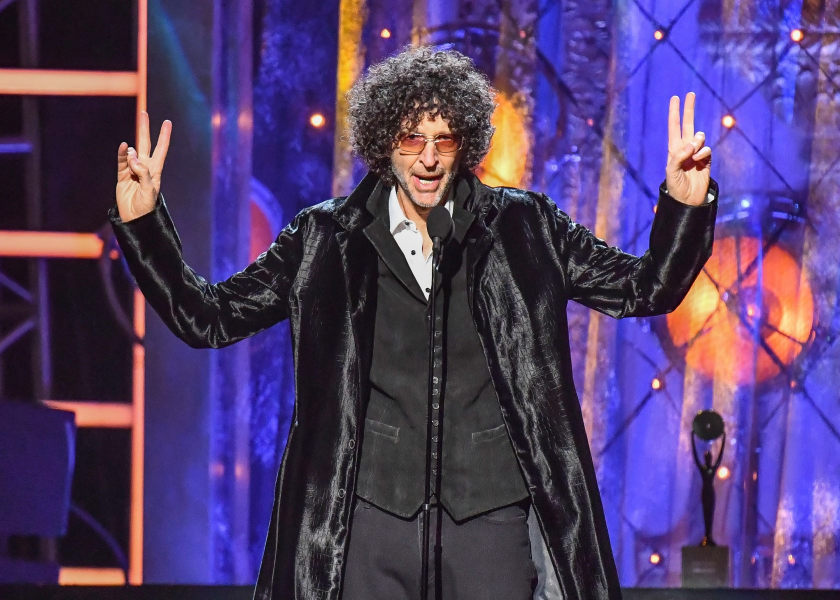 Howard Stern opened up in a new interview with New York Times Magazine