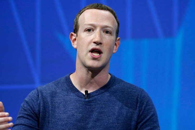Facebook's founder and CEO Mark Zuckerberg. (Photo by Chesnot/Getty)