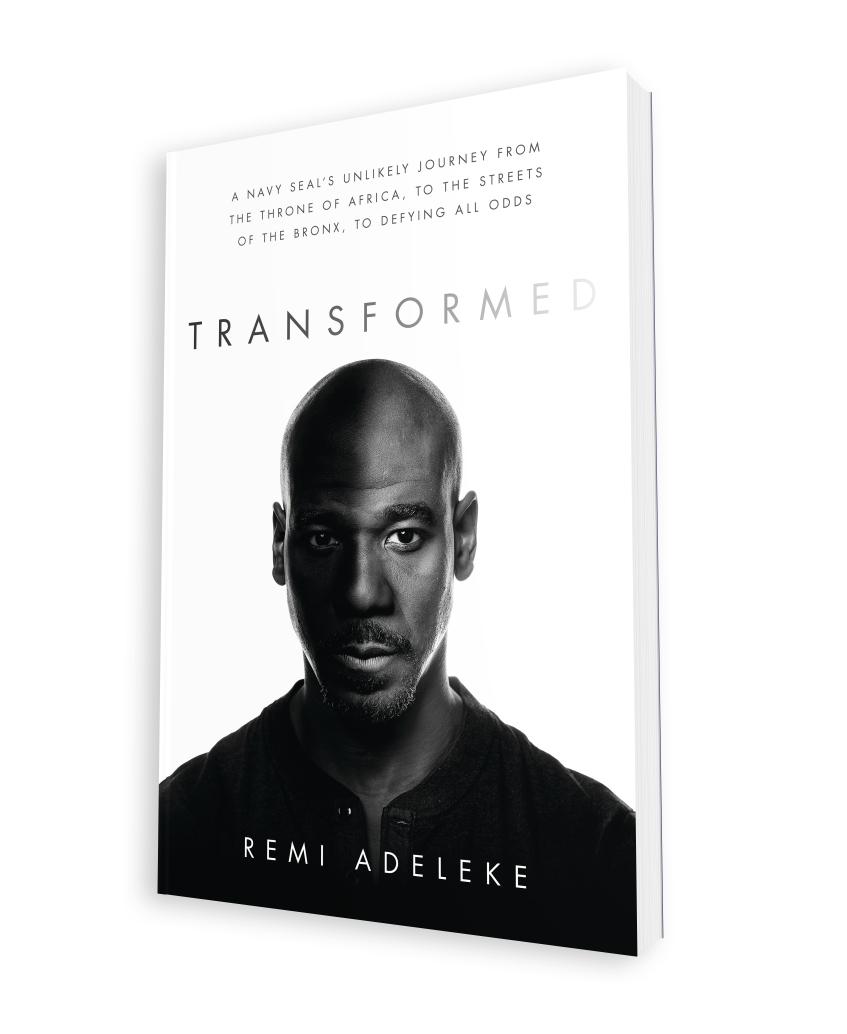 Remi Adeleke Transformed