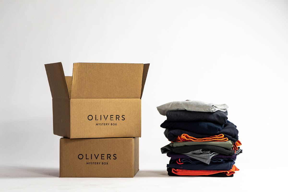 Olivers Mystery Box