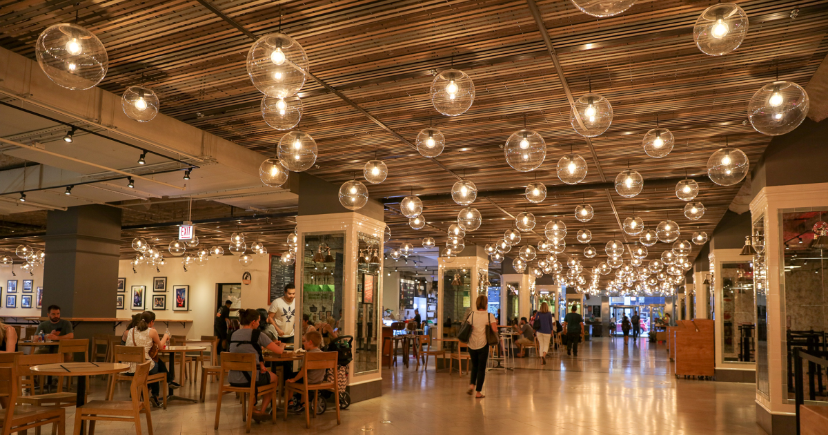 Chicago's Booming Food-Hall Scene, Decoded