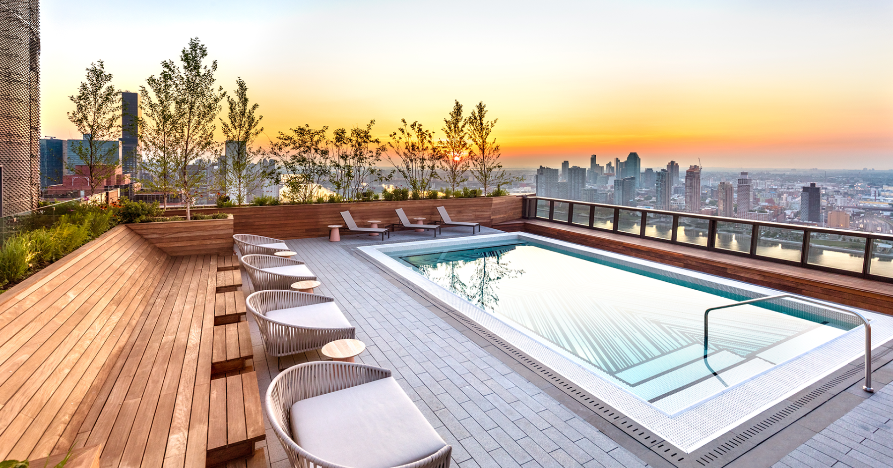 A Compendium of NYC's Best New Rooftop Bars