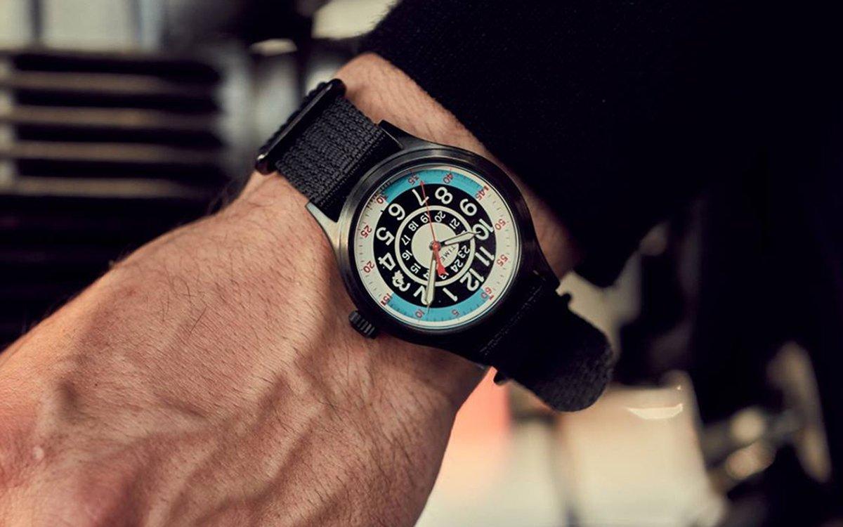 Timex x Todd Snyder