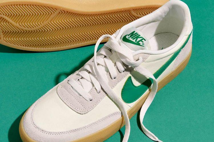 Nike Killshot x J Crew green colorway