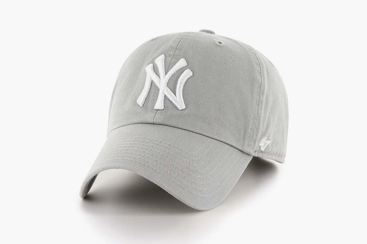 """ee773b36 Clean Up NY Yankees Baseball Cap As someone who has never willingly watched  a sporting event, I actually had no idea this was a """"big sports weekend""""  until ..."""