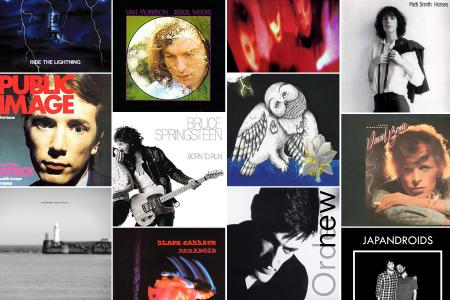 8 Album Songs