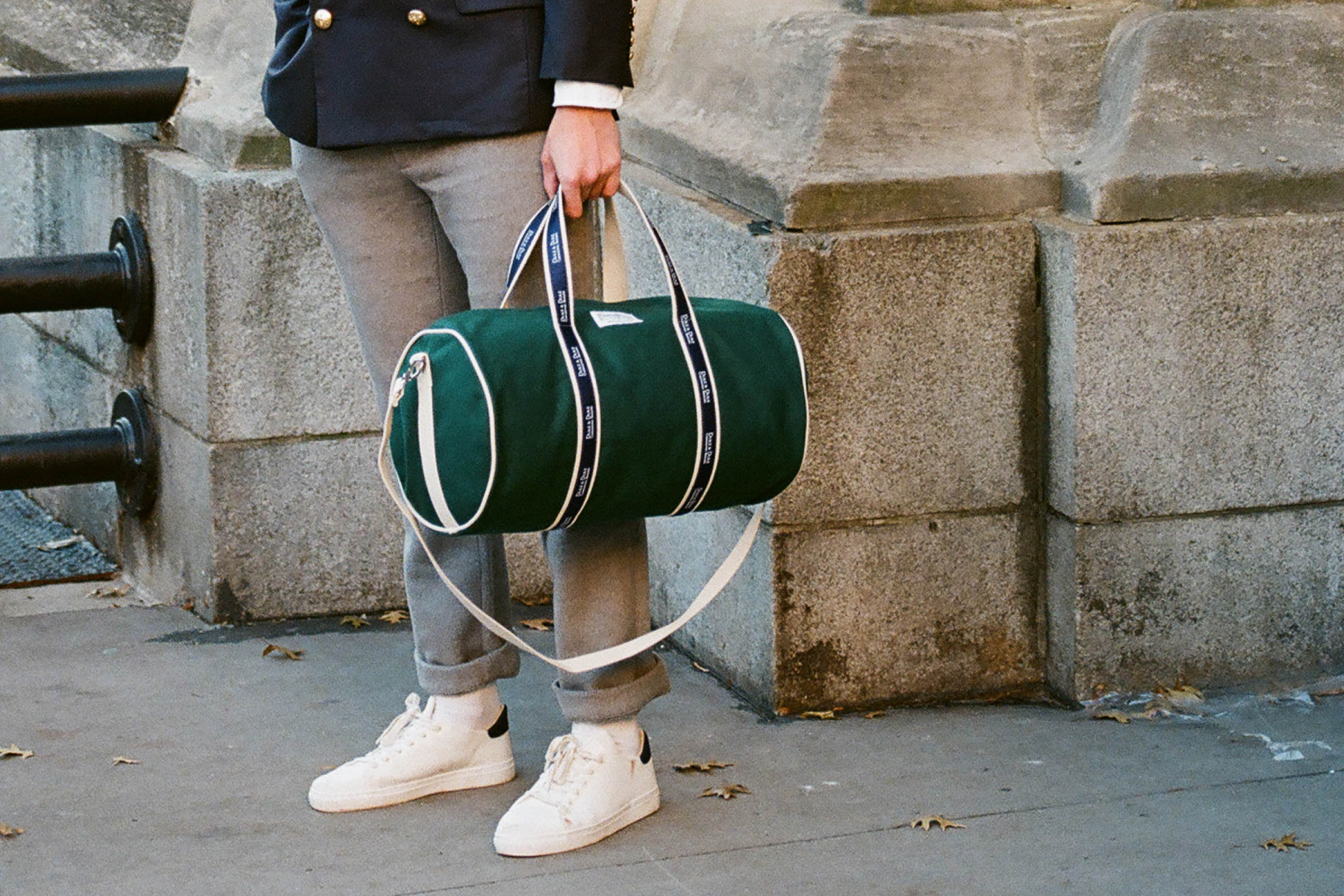The banker bag might be the next big streetwear accessory