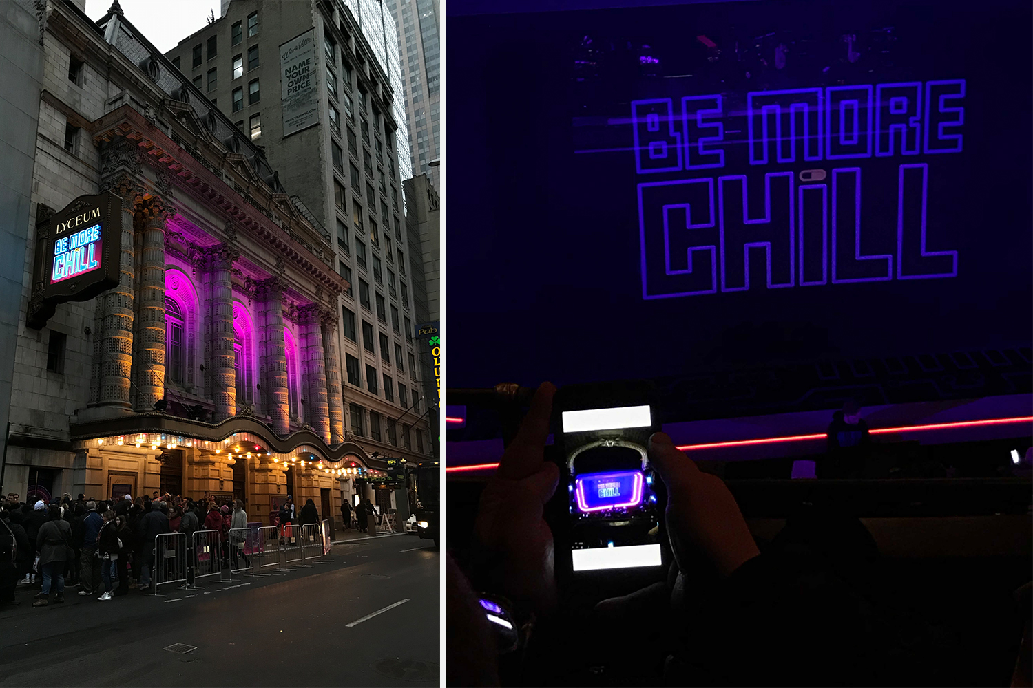 Ultimate Broadway Etiquette Guide Be More Chill