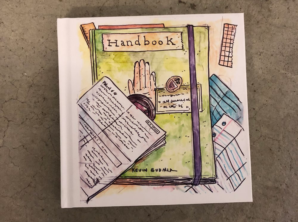 Handbook by Kevin Budnik