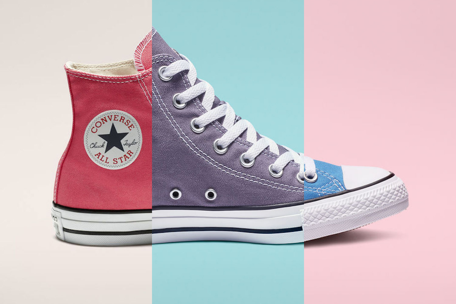Converse discounted over 100 sneakers to just $25 a pair.