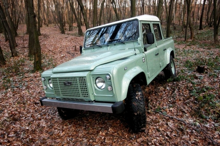 Poland's Land Serwis became the fourth place you can buy a classic Land Rover Defender chassis.