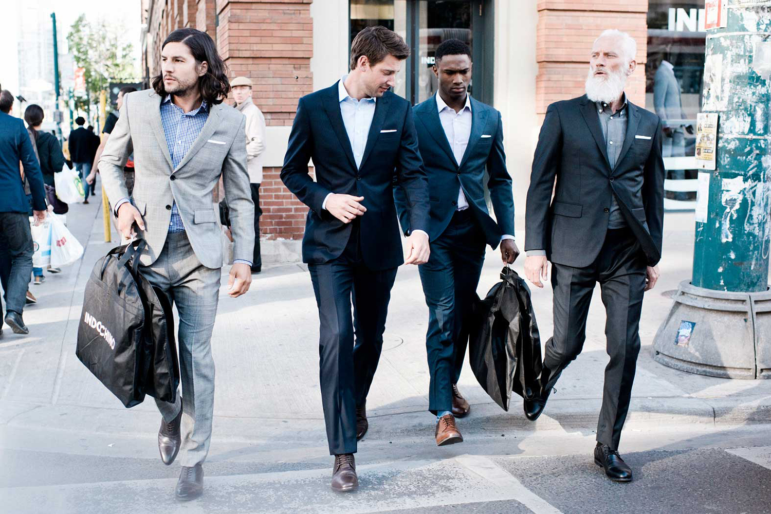 Hundreds of Indochino Suits Are Up to $470 Off (for a Very Limited Time)