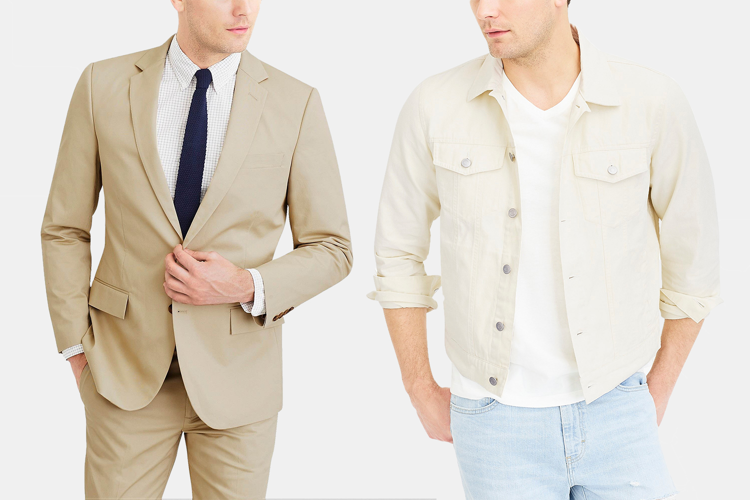 J.Crew Factory's flash sale features 70% off (almost) everything, from blazers to polos.