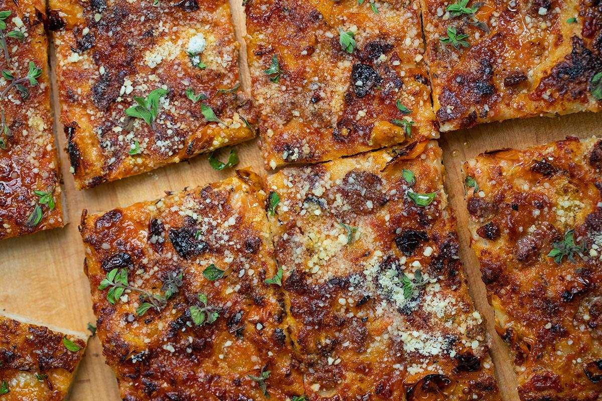 Milo SRO Pizza