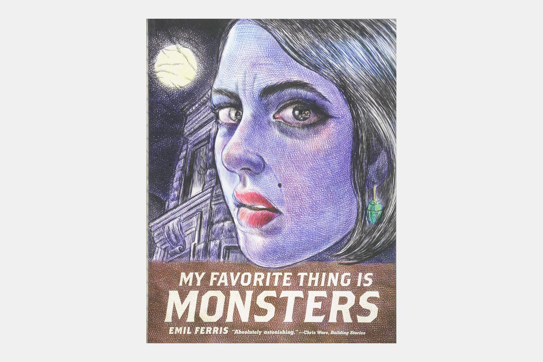 My Favorite Things Is Monsters by Emil Ferris