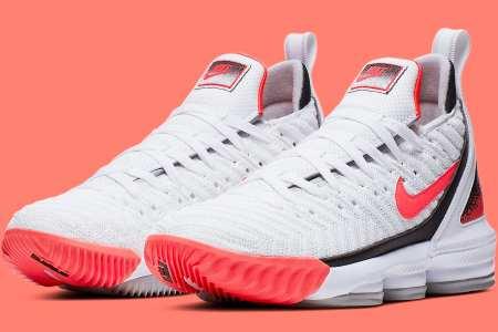 """Nike """"Hot Lava"""" LeBron 16 s"""
