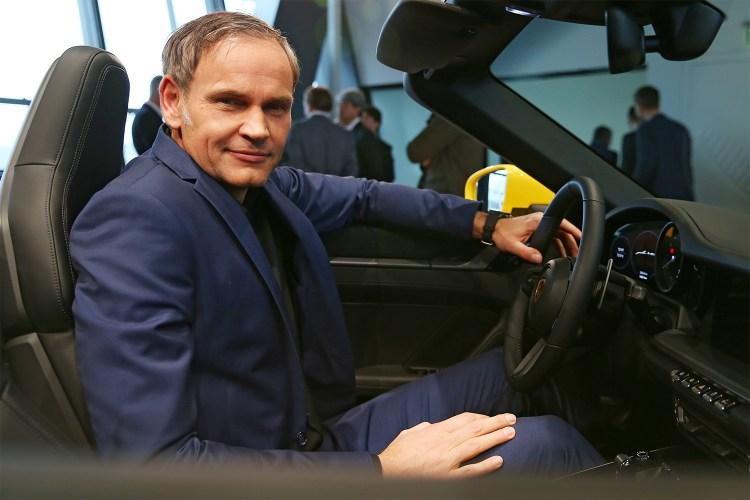 Porsche CEO Oliver Blume Is Reportedly Under Criminal Investigation