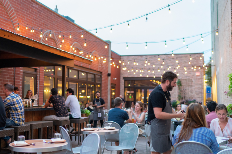 Best Outdoor Bars Chicago