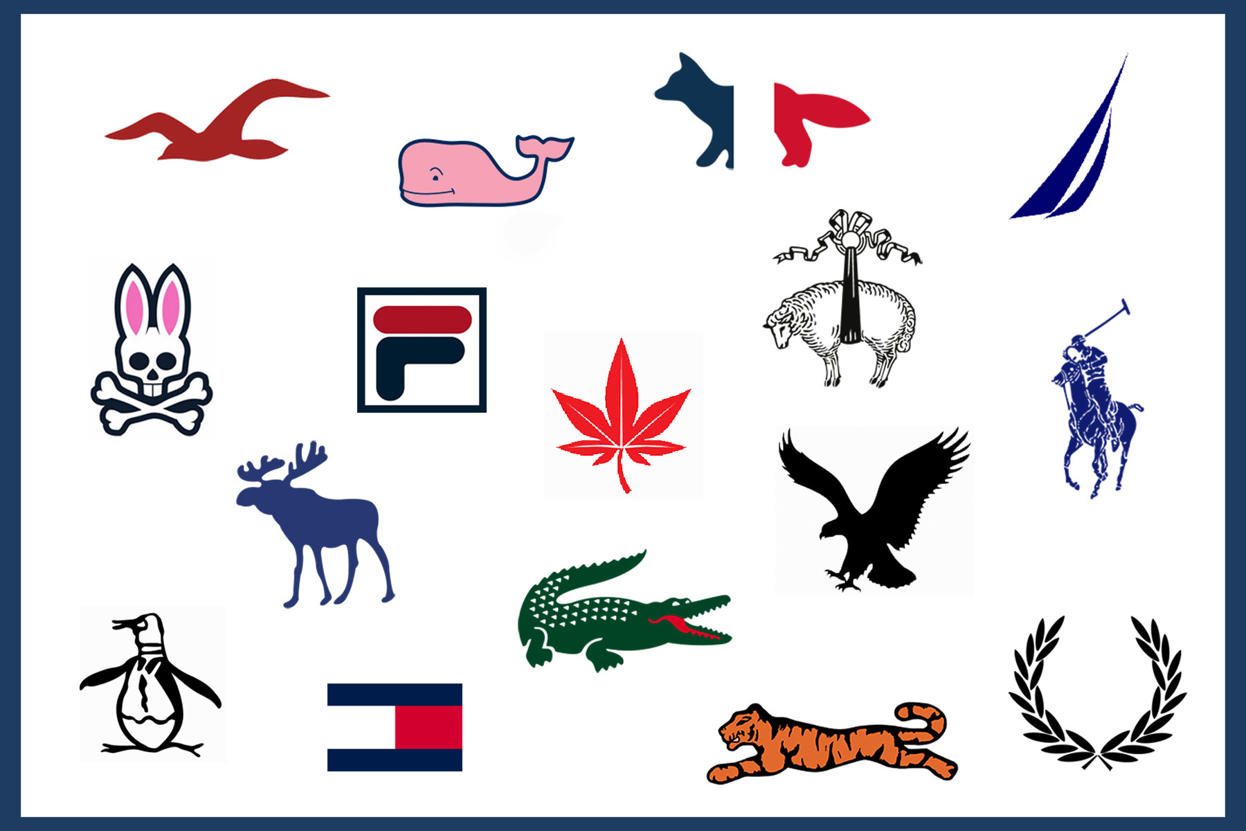 Every Polo Shirt Logo, Ranked