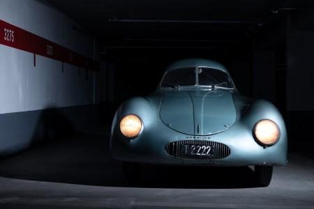 1939 Porsche Type 64 Auction RM Sotheby's