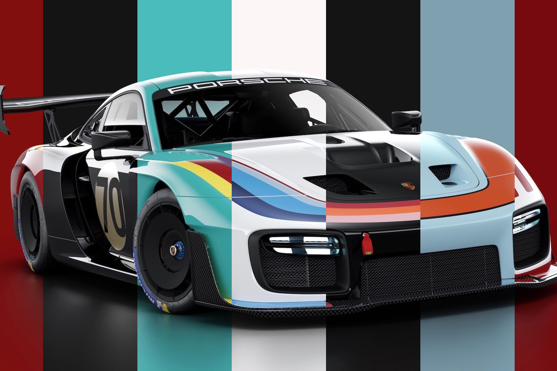 Porsche New 935 Racing Livery History