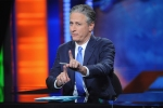 Jon Stewart's new political satire movie will be released in May.