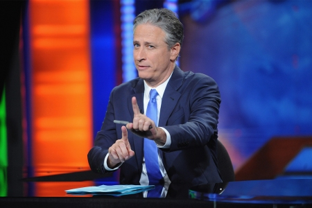 "Jon Stewart leaving Comedy Central's ""The Daily Show"" may have helped elect Trump."