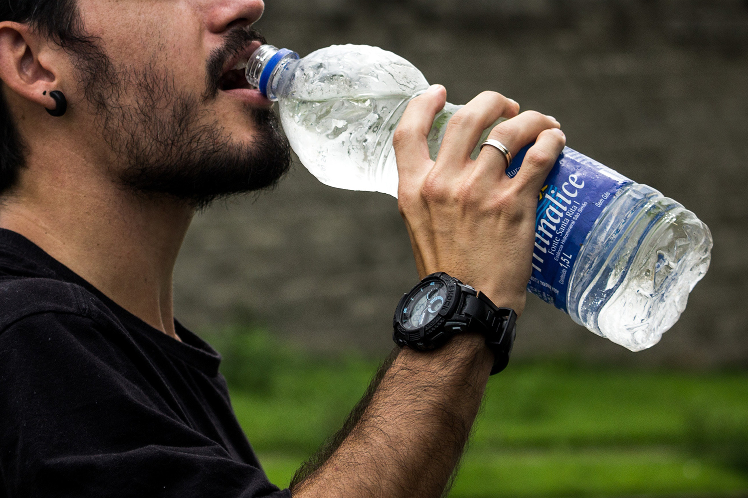 Real Talk: There Is No Excuse for You to Casually Drink Bottled Water