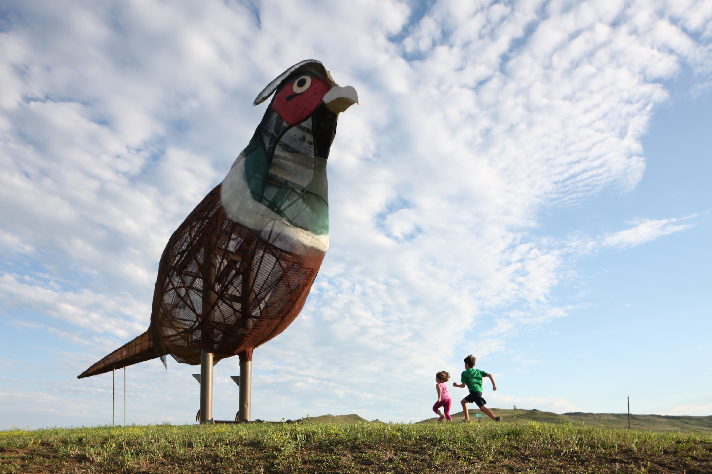 The Enchanted Highway North Dakota Road Trip