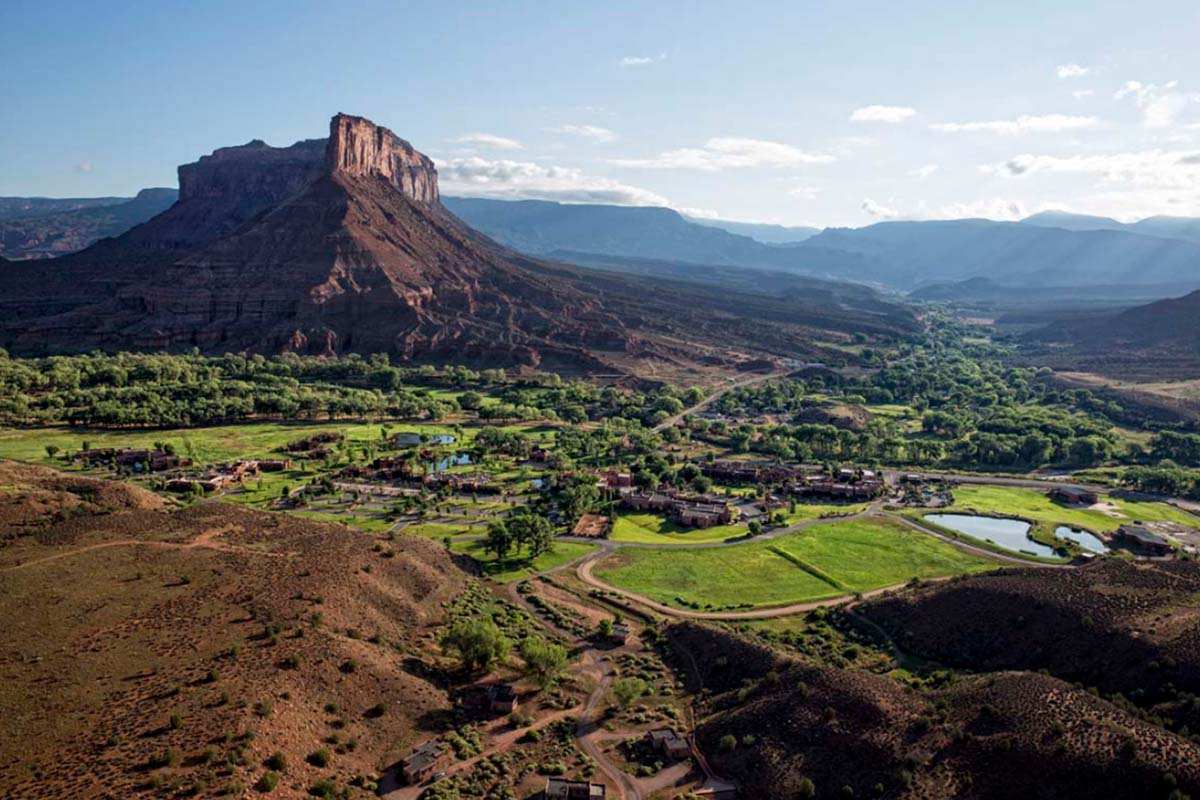 For Sale: A Breathtaking Canyon Resort, Only $279 Million