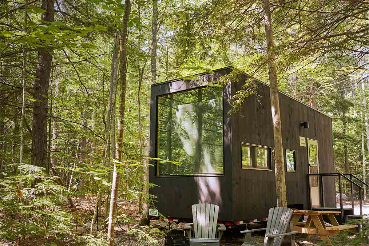 Live Your Tiny House Fantasies for a Weekend and Save 23% - InsideHook