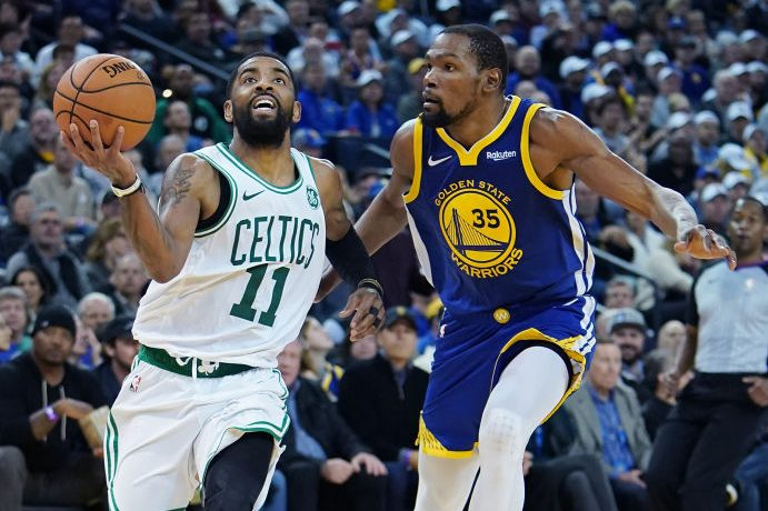 another chance d54cb 31278 The Latest on Kyrie, Durant, Kawhi and the Rest of the 2019 ...