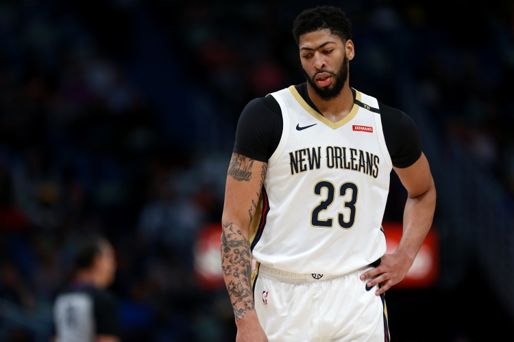 Anthony Davis (Sean Gardner/Getty)