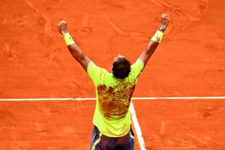 Rafael Nadal 2019 French Open Champion