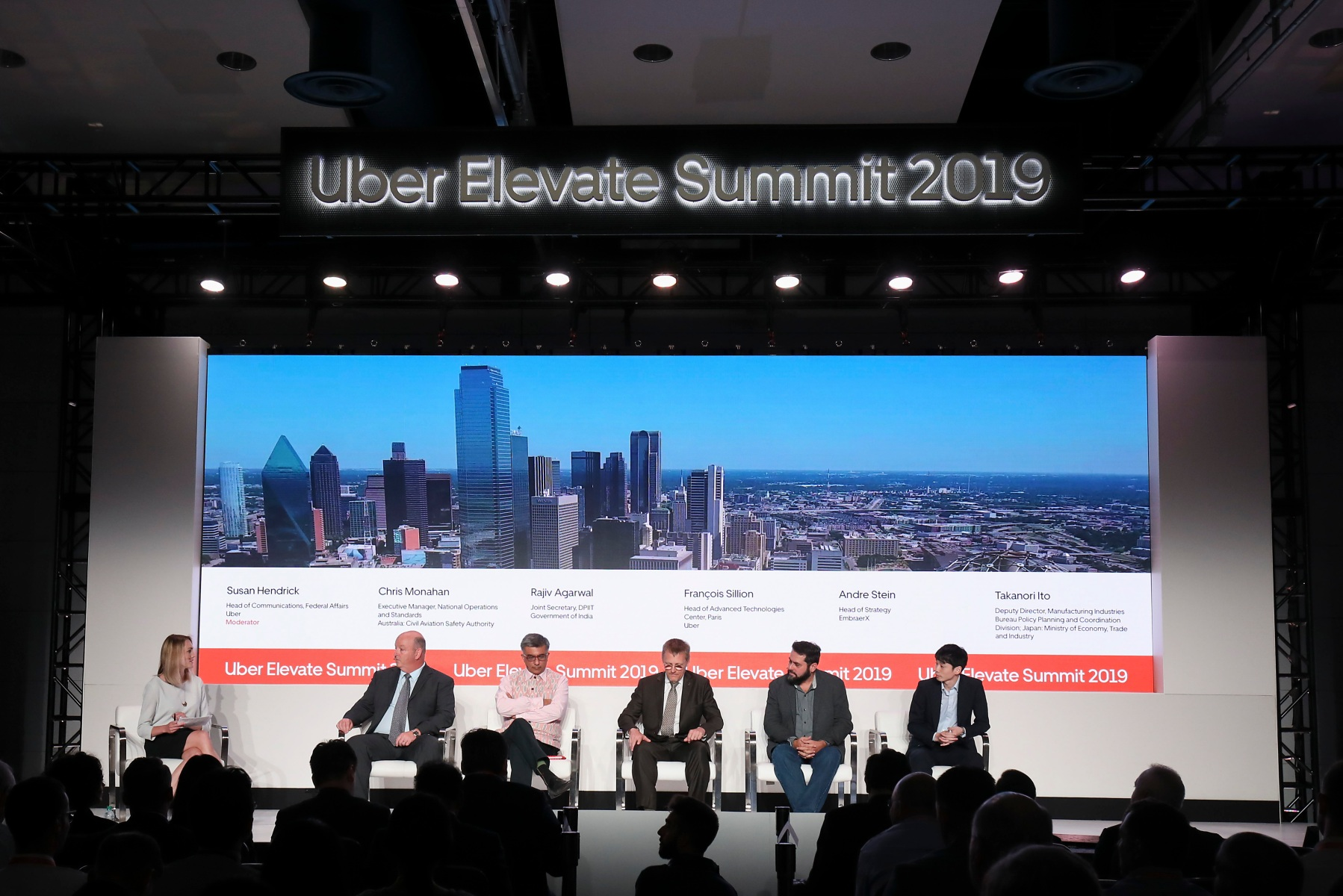 Uber is unveiling new designs at the Uber Elevate Summit in D.C.