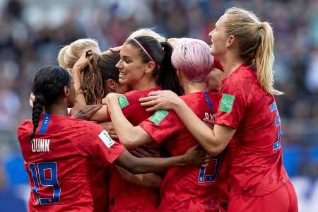 USA Thailand Women's World Cup