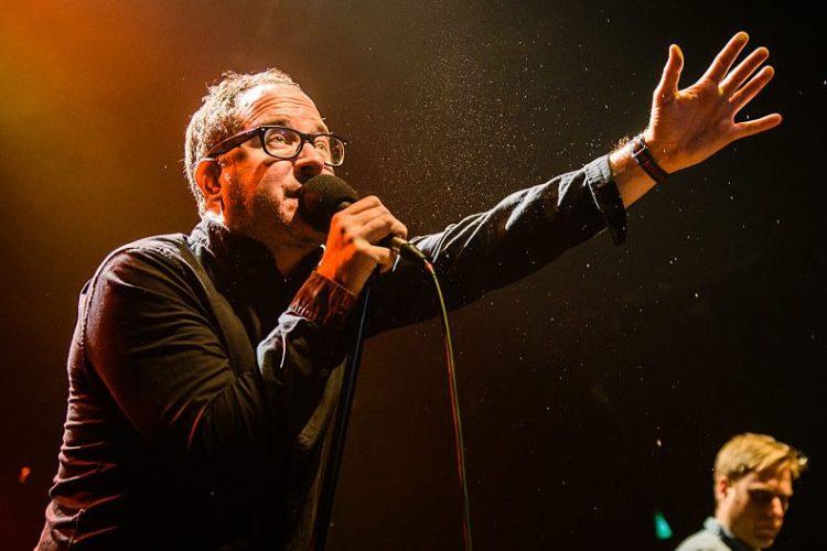Craig Finn of The Hold Steady in 2014. (Annabel Staff/Redferns via Getty)