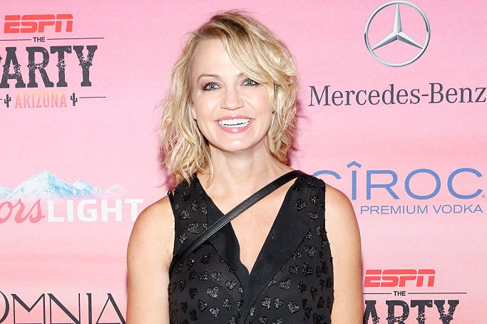 TV personality Michelle Beadle attends ESPN the Party in 2015. (Robin Marchant/Getty for ESPN)