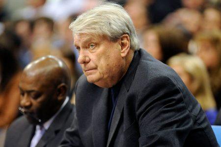 Ex-Golden State coach Don Nelson. (Albert Pena/Icon SMI/Icon Sport Media via Getty)