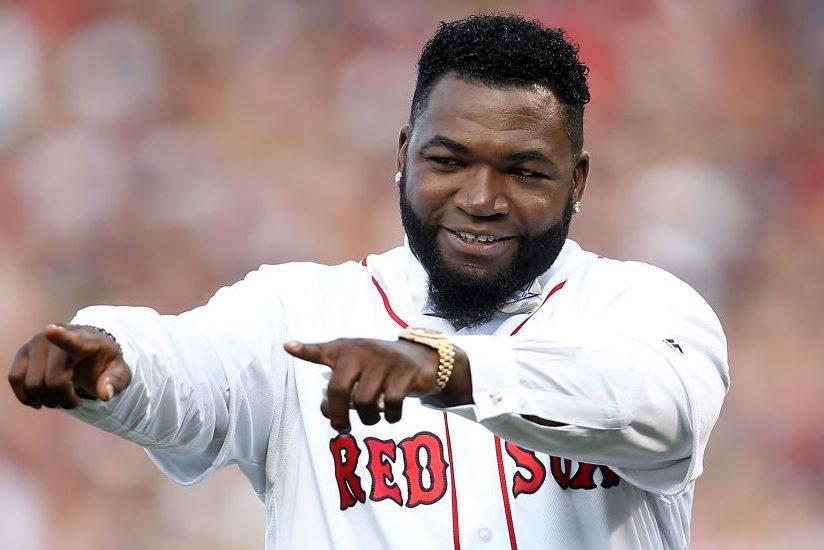 Ex-Boston Red Sox player David Ortiz. (Adam Glanzman/Getty)