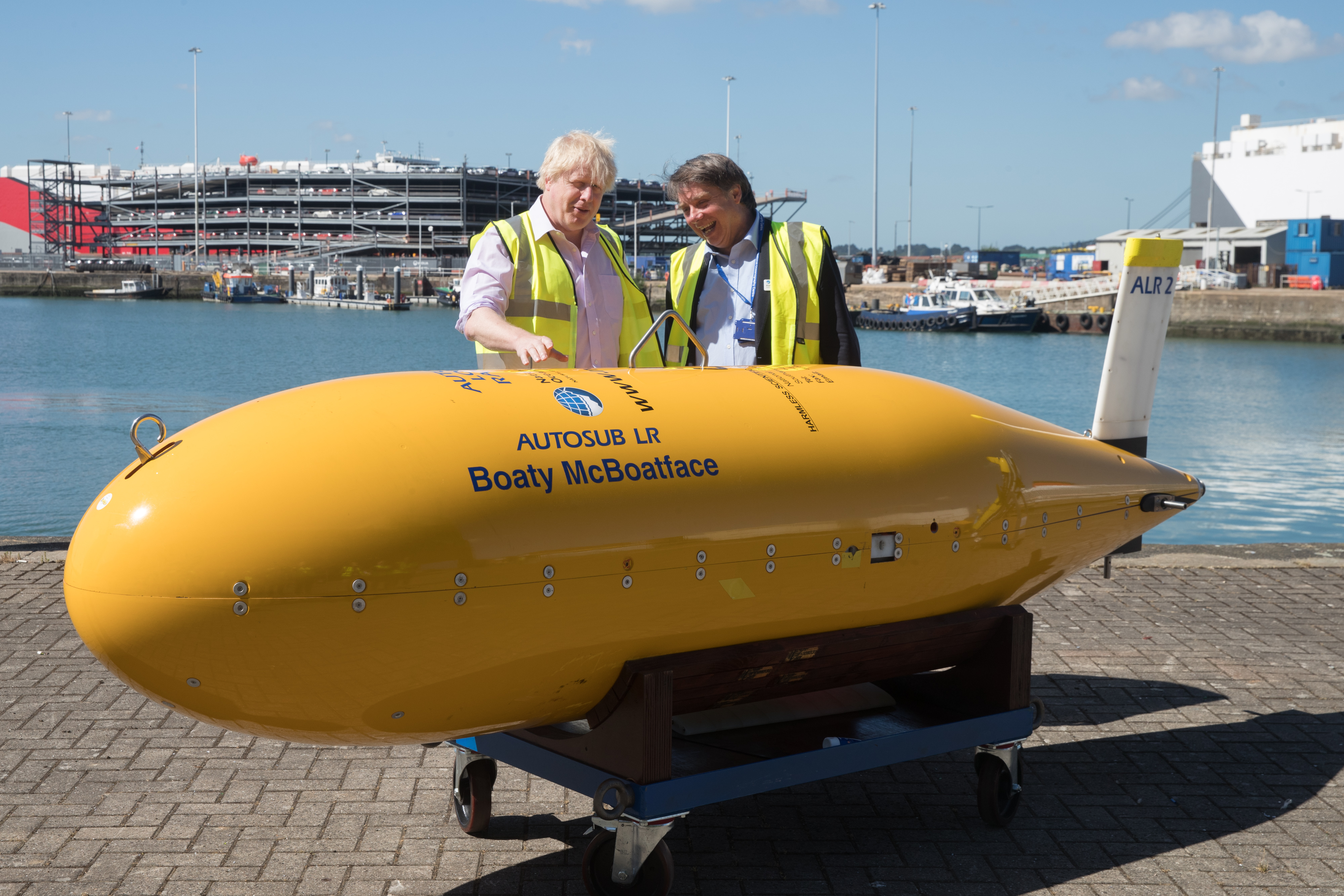 Boaty McBoatface Comes Through With Actual Groundbreaking Discovery - InsideHook
