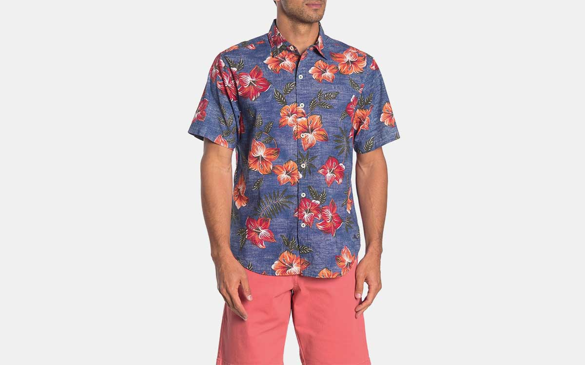 Tommy Bahama Is Goofy, But Too Comfy to Be Ignored