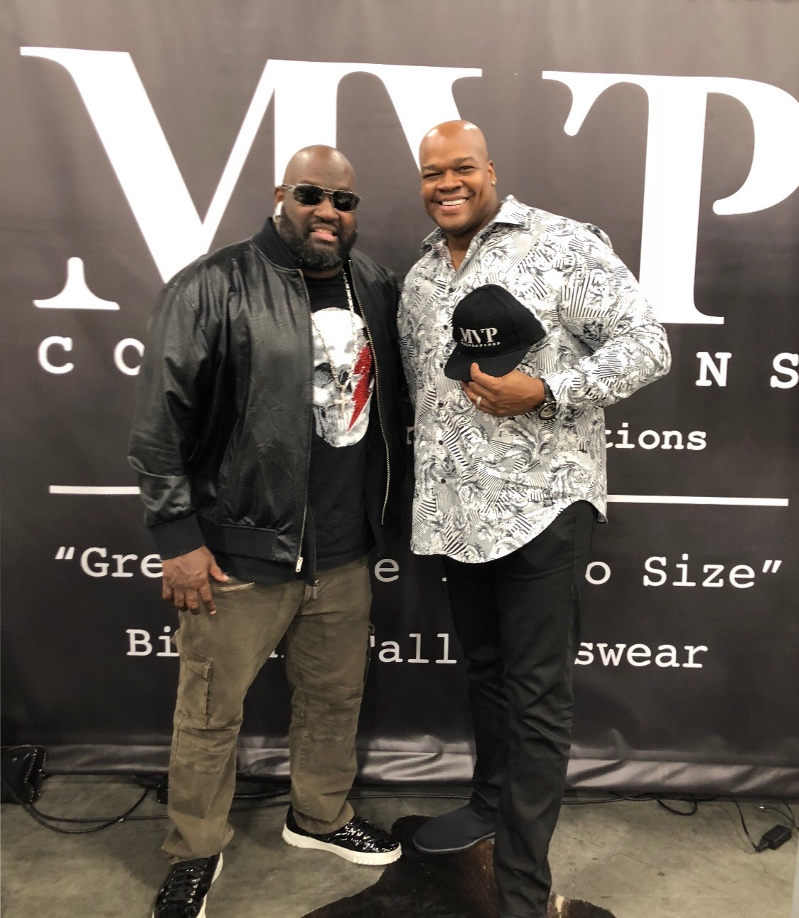 Mo Vaughn and Frank Thomas in 1996. (MVP Collections)