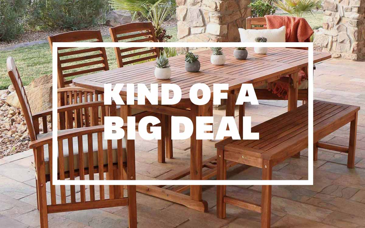 Pier 1 Is Taking Up To 50 Off Outdoor Furniture Insidehook