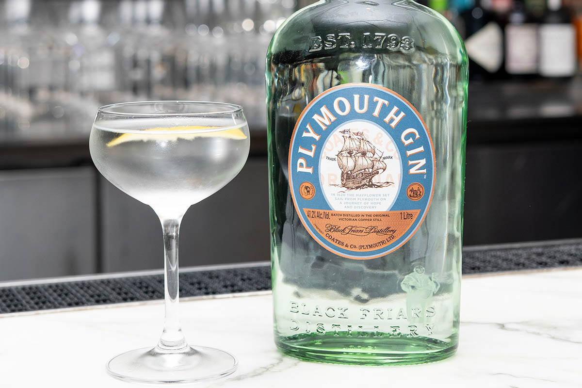 Cheers! This Is Our Favorite New Take on the Martini