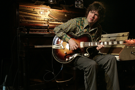 Jon Brion, pictured performing at the Largo in 2005, is a longtime staple of the venue.