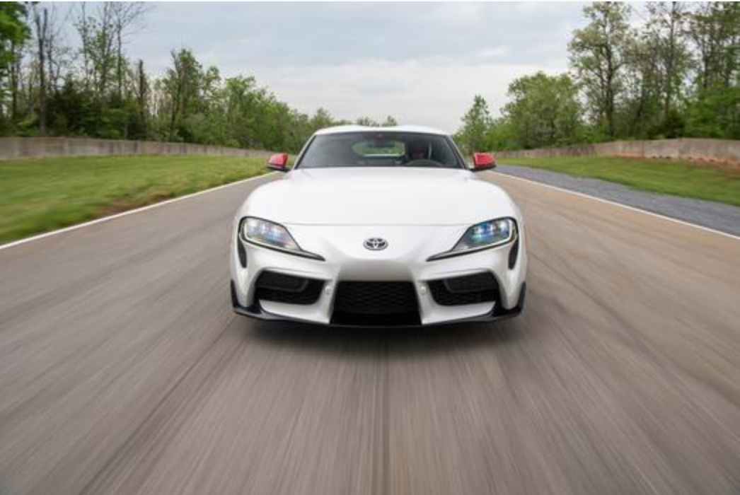 Toyota introduced its iconic Supra in 1978 (Toyota)