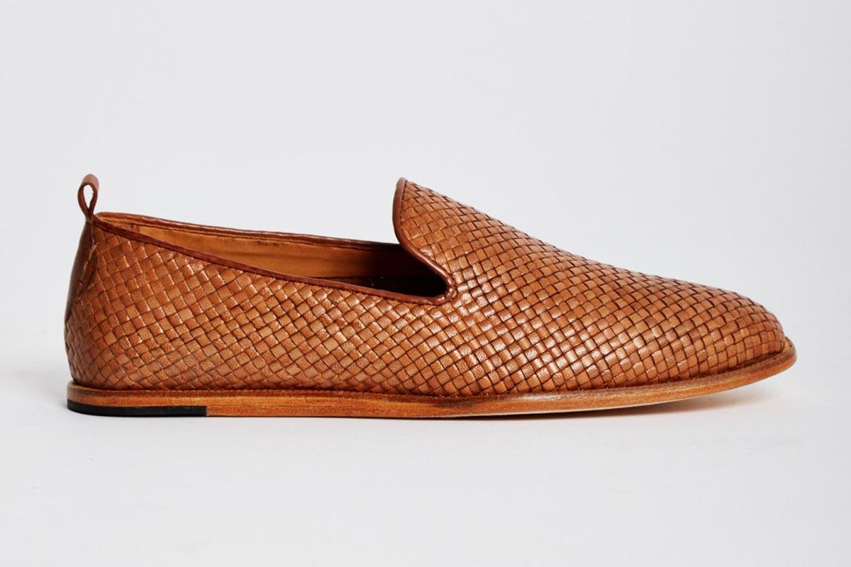Ipanema Weave Woven Slip-On
