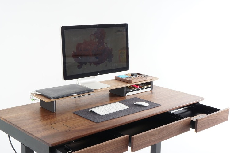 Sean Woolsey Smart Desk